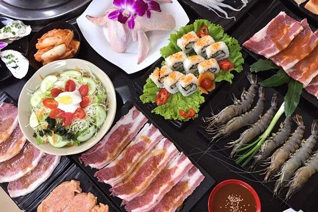 Buffet giá rẻ phong cách Nhật - Kochi BBQ