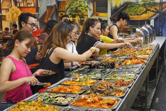 Alibaba được đông đảo thực khách yêu thích
