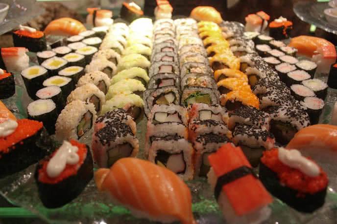 L'annam Nhà hàng còn có quầy đồ ăn Nhật