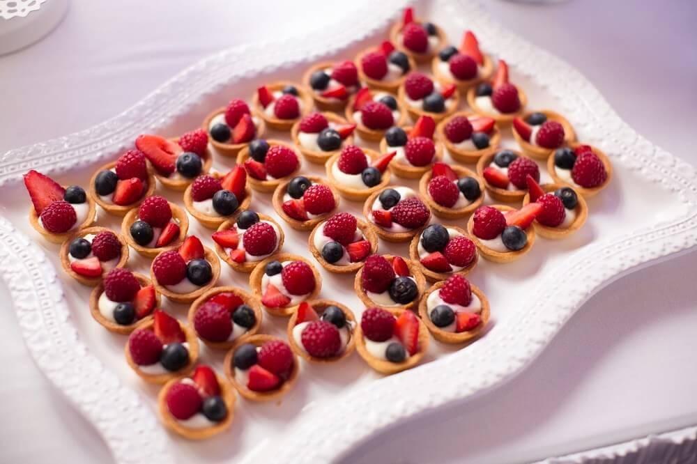 Tiệc buffet bánh ngọt không chỉ ngon miệng mà còn đẹp mắt